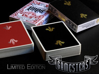 Whispering Imps®: Limited Edition Gamesters Playing Cards