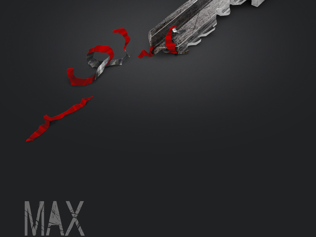 MAX - The Movie's video poster