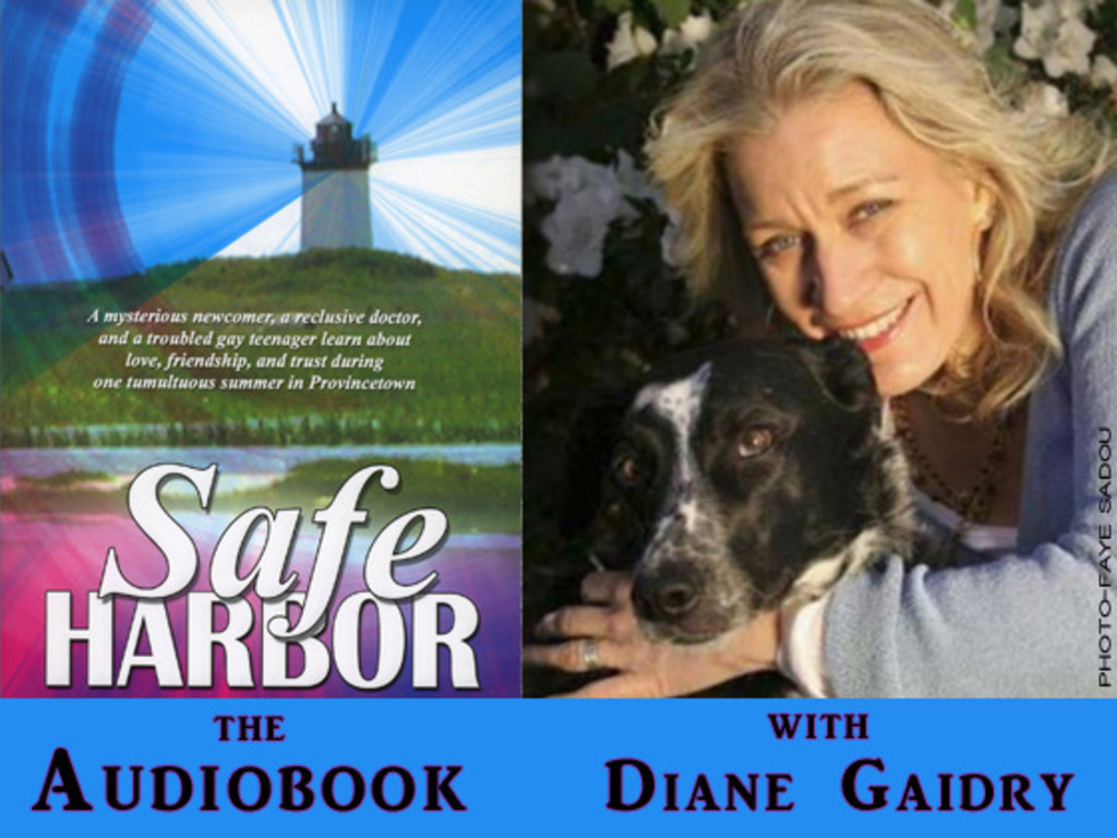 """""""Safe Harbor""""- Audiobook Production's video poster"""