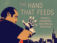 Bring The Hand That Feeds to Theaters