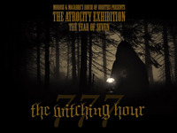 The Atrocity Exhibition - 777 - The Witching Hour