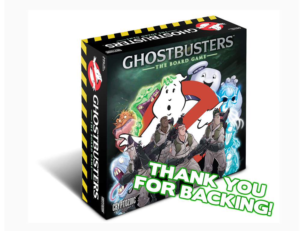 Ghostbusters™: The Board Game's video poster