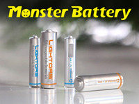 LIGHTORS: The world's first MONSTER Batteries!