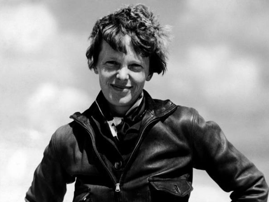 Amelia Earhart: The Historical and Mythological Landscape's video poster