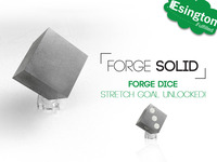 Forge Solid: Denser than solid uranium
