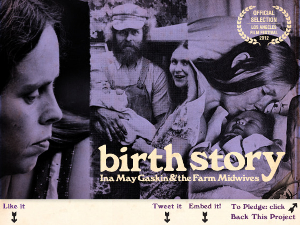 Birth Story pushes on to the Los Angeles Film Festival!'s video poster