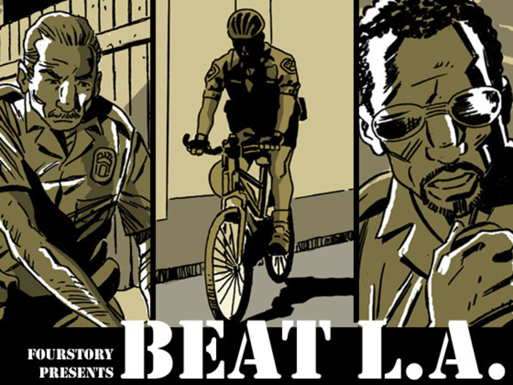 Beat L.A.'s video poster