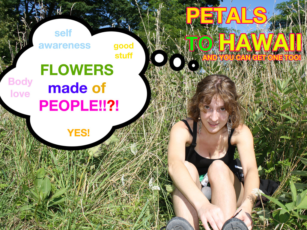 petals to hawaii (and you get a flower!)'s video poster