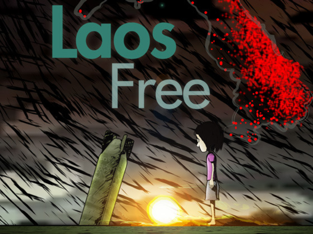 Laos Free's video poster