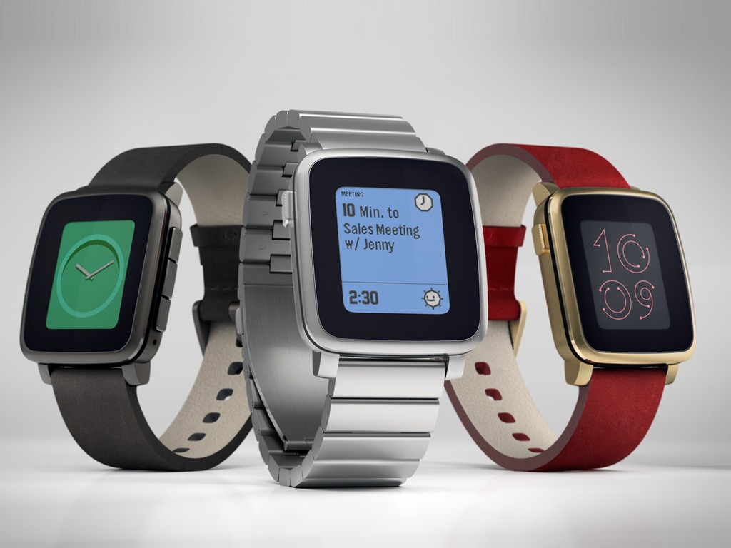 Pebble Time - Awesome Smartwatch, No Compromises's video poster