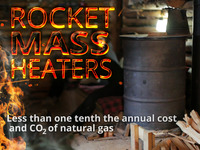 Rocket Mass Heaters 4-DVD Set