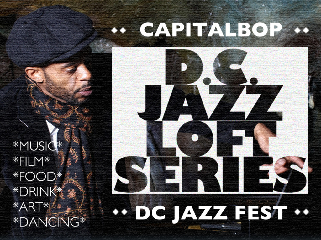 CapitalBop's D.C. Jazz Loft Series at the 2012 DC Jazz Fest's video poster