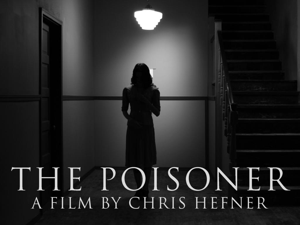 THE POISONER's video poster