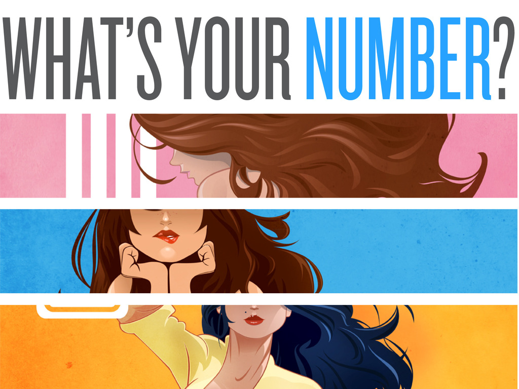 """What's Your Number?"" Pin Ups - Fine Art Prints's video poster"