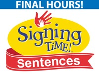 Signing Time Sentences: ASL Grammar + Phrases - Vol. 1