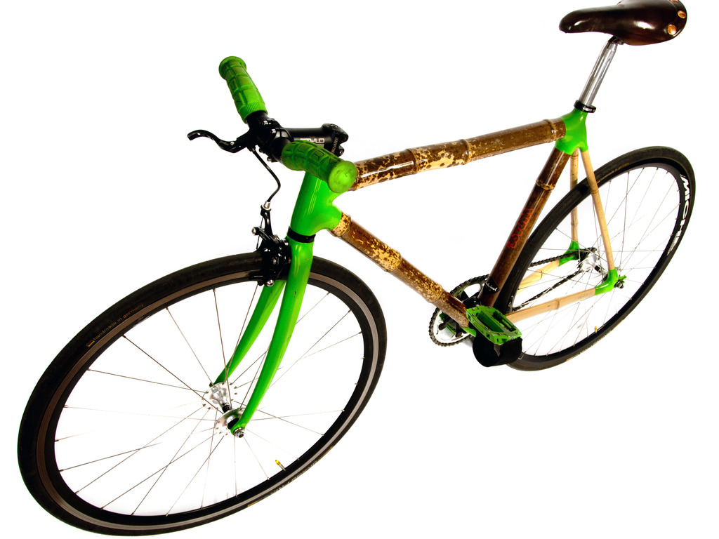 Ozon Cyclery: Building a tester-fleet of Bamboo Bicycles's video poster