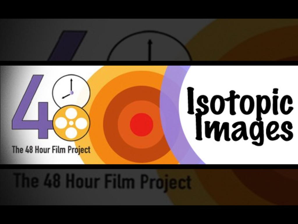 48 Hour Film Festival's video poster