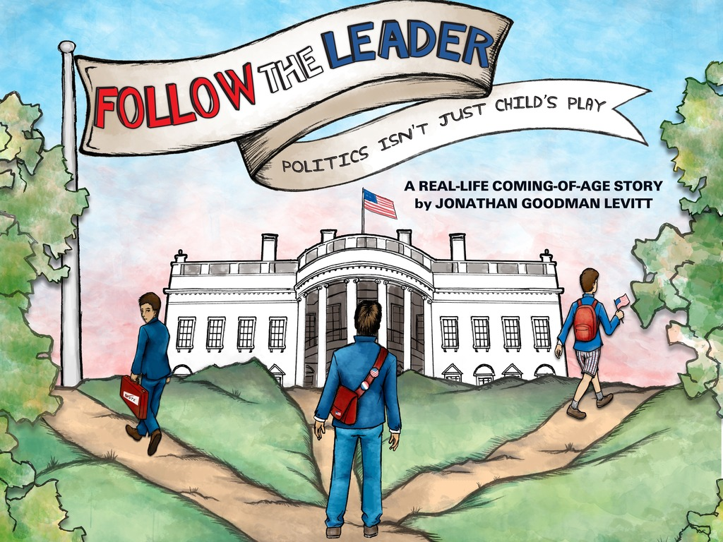 FOLLOW THE LEADER and Reality Check Interactive's video poster