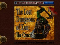 The Lost Dungeons of Xon: An Innovative RPG Adventure