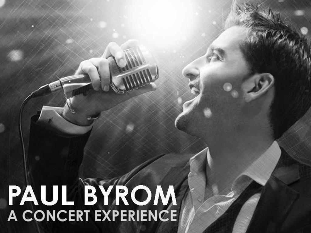 Paul Byrom: A Concert Experience's video poster