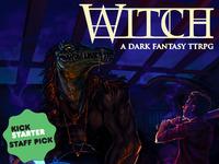 WITCH - a dark, modern fantasy role play game