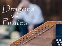 Dragons vs. Pirates, New Steampunk Album by Marc Gunn