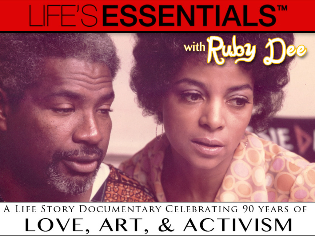 Ruby Dee & Ossie Davis Documentary's video poster
