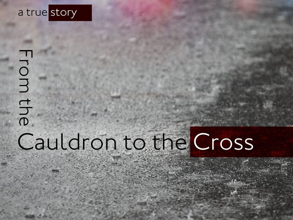 """Marketing the Book """"Cauldron to the Cross""""'s video poster"""