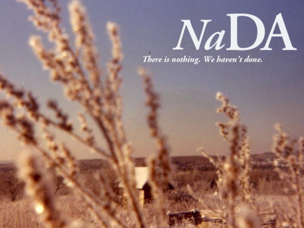 NaDA Nother Year's video poster