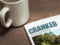 Cranked – a magazine for mountain bikers