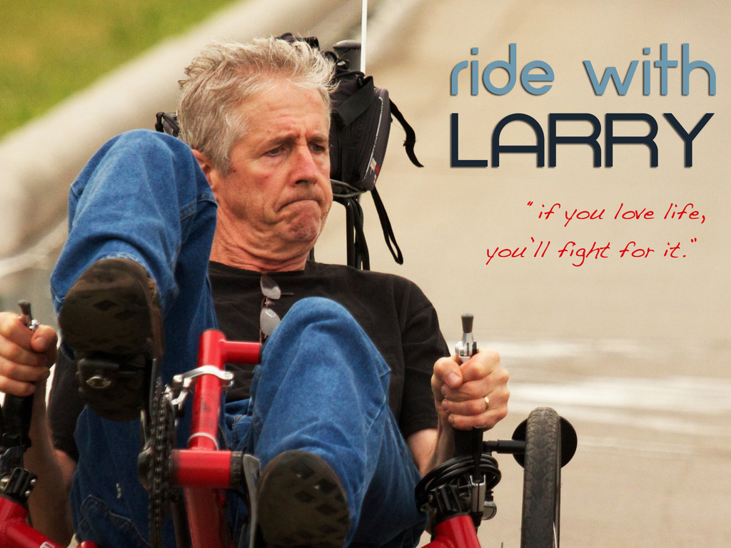 Ride with Larry - A Parkinson's Documentary Film's video poster