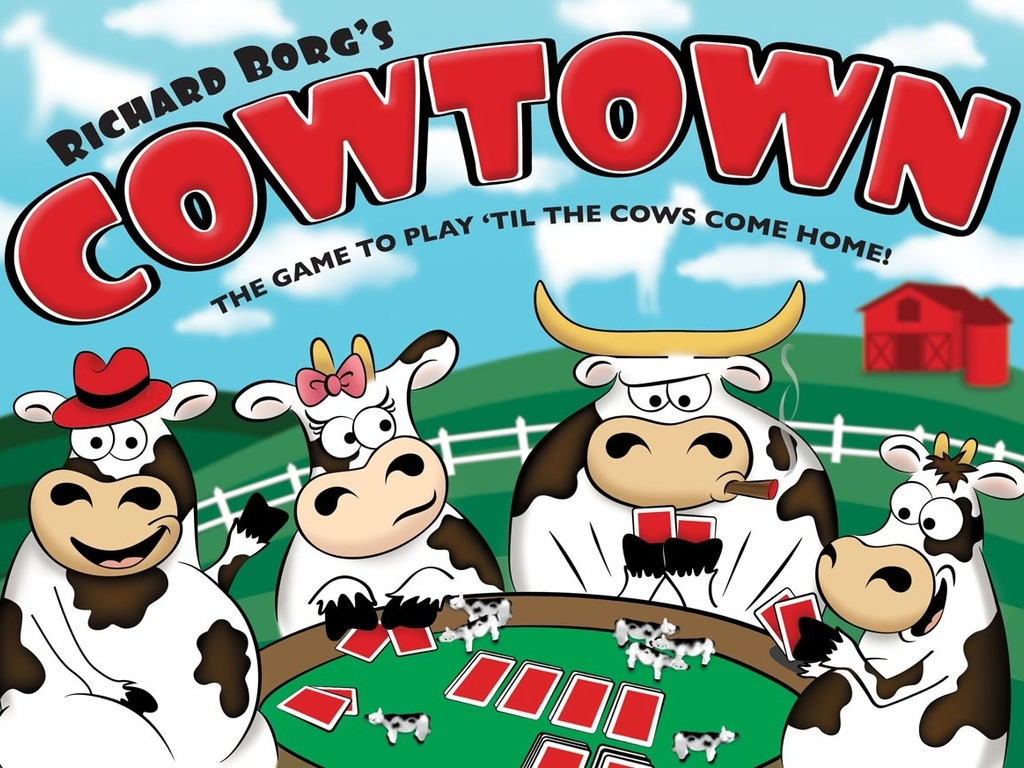 Cowtown - The game to play 'til the cows come home.'s video poster