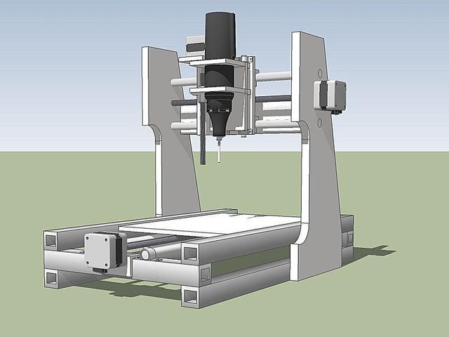kickstarter cnc machine