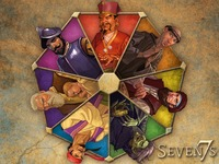 Seven7s - Card Game of Historic Sevens