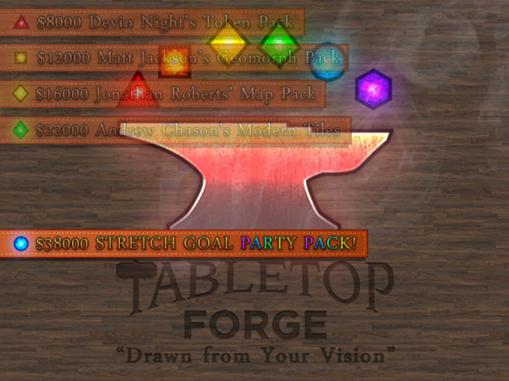 Tabletop Forge: The Virtual Tabletop for Google+ Hangouts's video poster