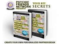 Your Key Secrets Personalized Bilingual Ebook / Readings