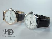 Frank Diamond Watch - A Tribute to Luxury