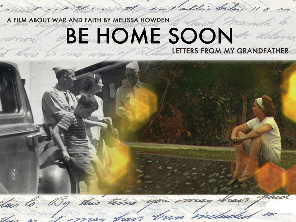 Be Home Soon: Letters from My Grandfather's video poster