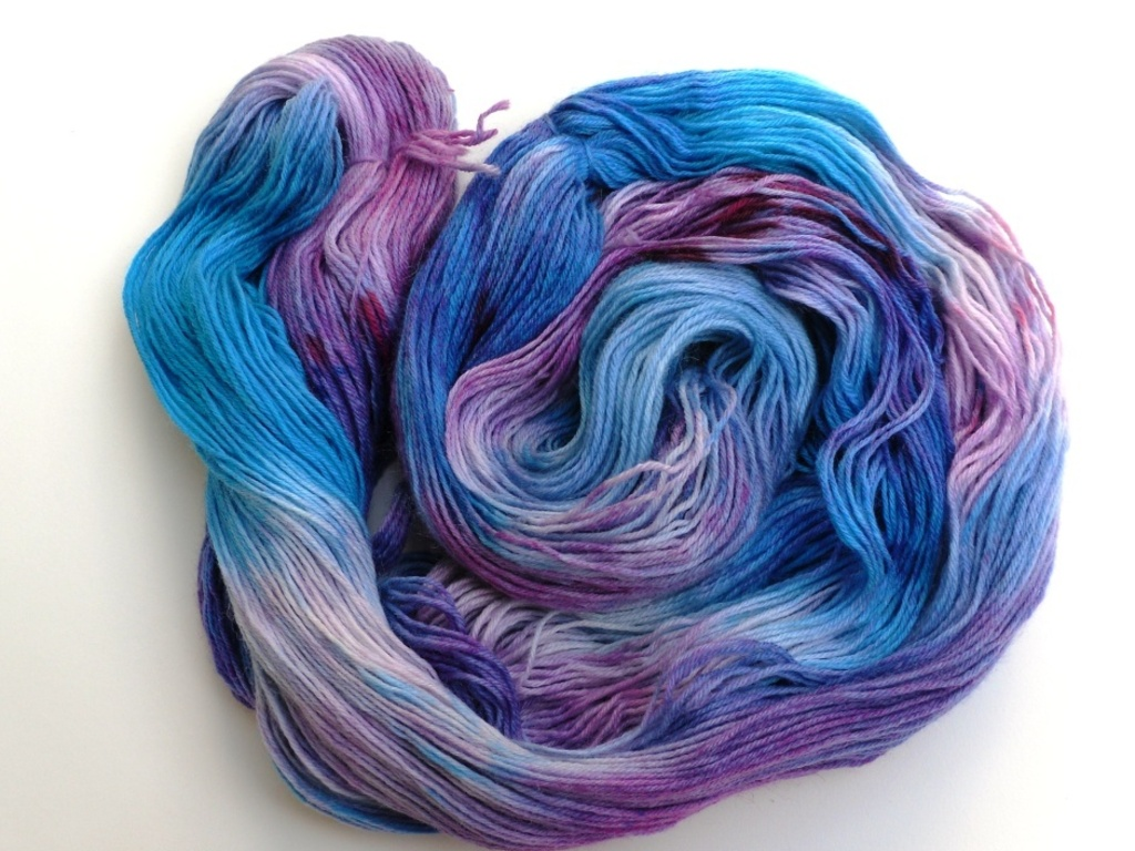 Artisan Hand-Painted Yarn - Custom Dyed For You!'s video poster