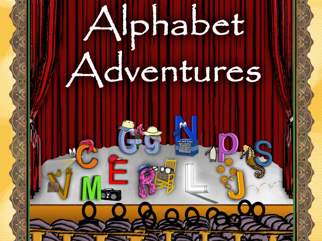 The Gang of Twenty and Six: Alphabet Adventures's video poster