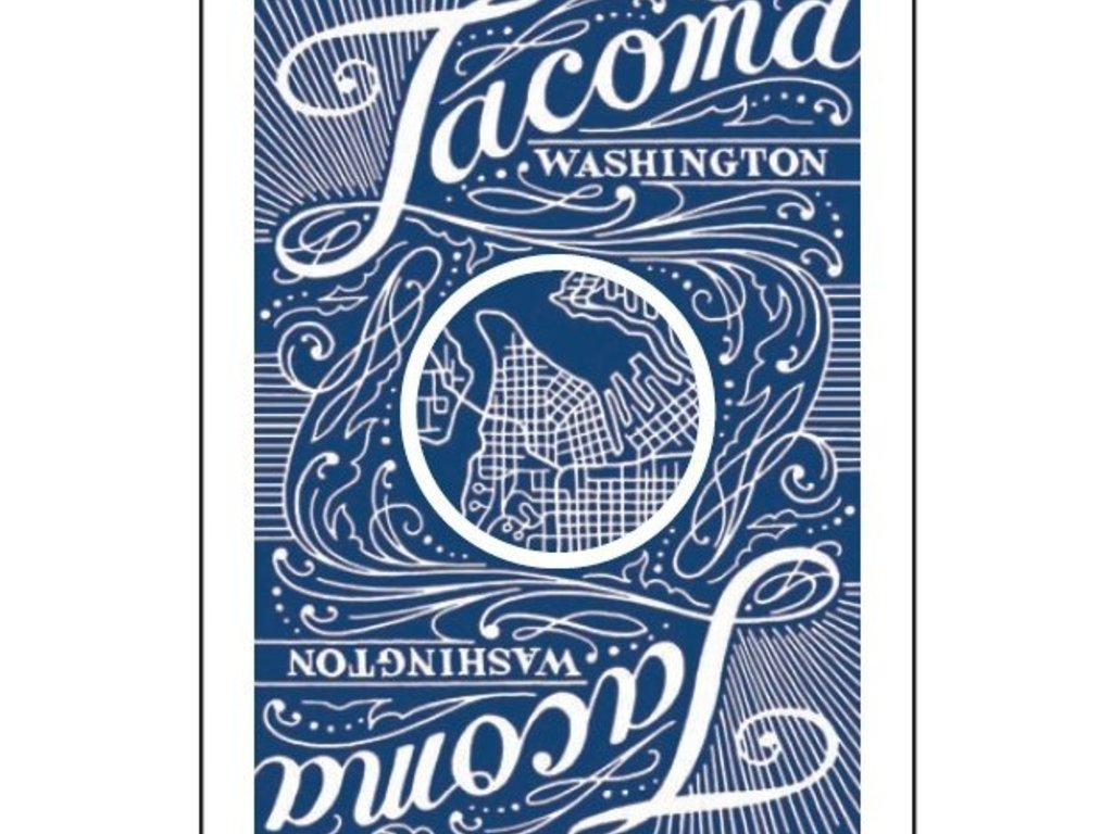 Tacoma Artist Playing Cards's video poster
