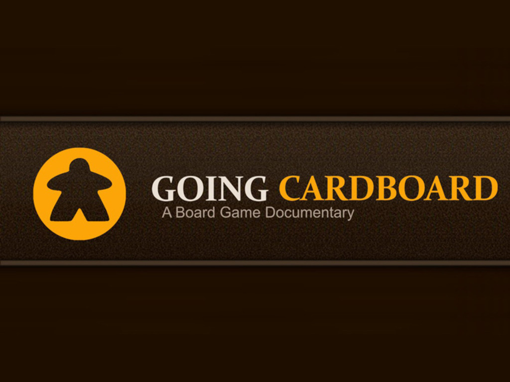 Going Cardboard - A Board Game Documentary's video poster