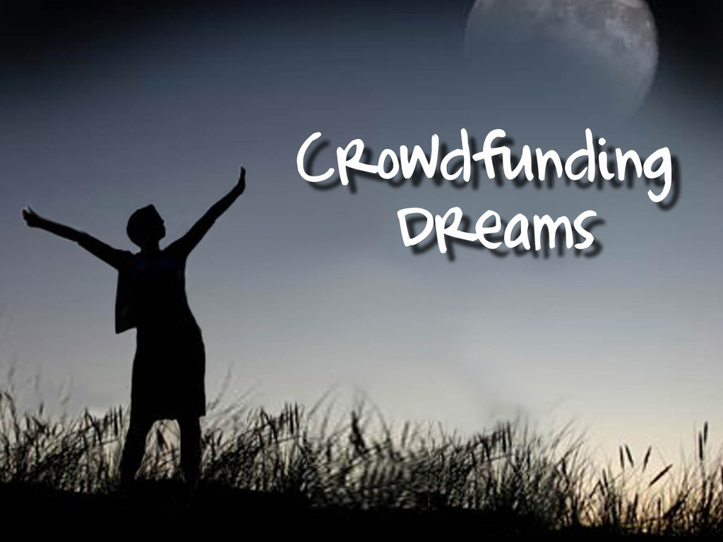 Crowdfunding Dreams's video poster
