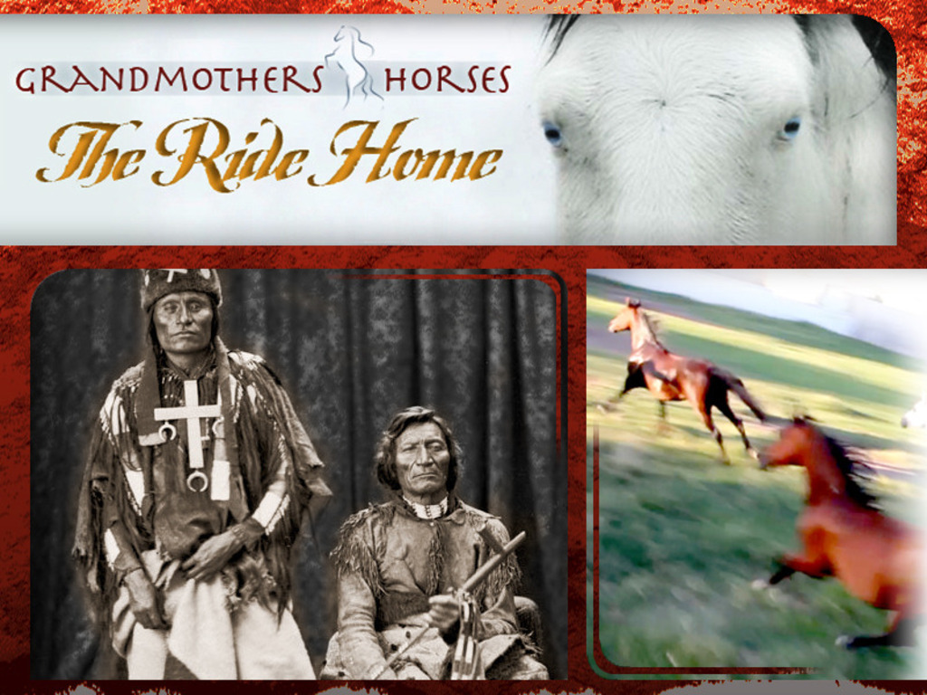 The Ride Home - a documentary and webseries's video poster