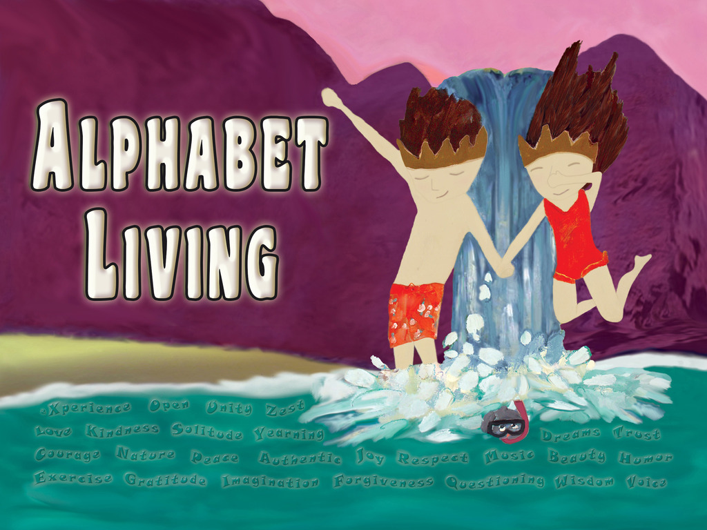 Alphabet Living: A book inspiring heart & meaning from A–Z !'s video poster