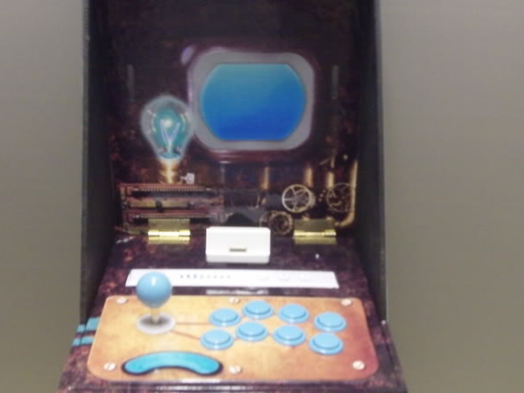 The Ultimate iPad/Android Arcade Machine (Canceled)'s video poster