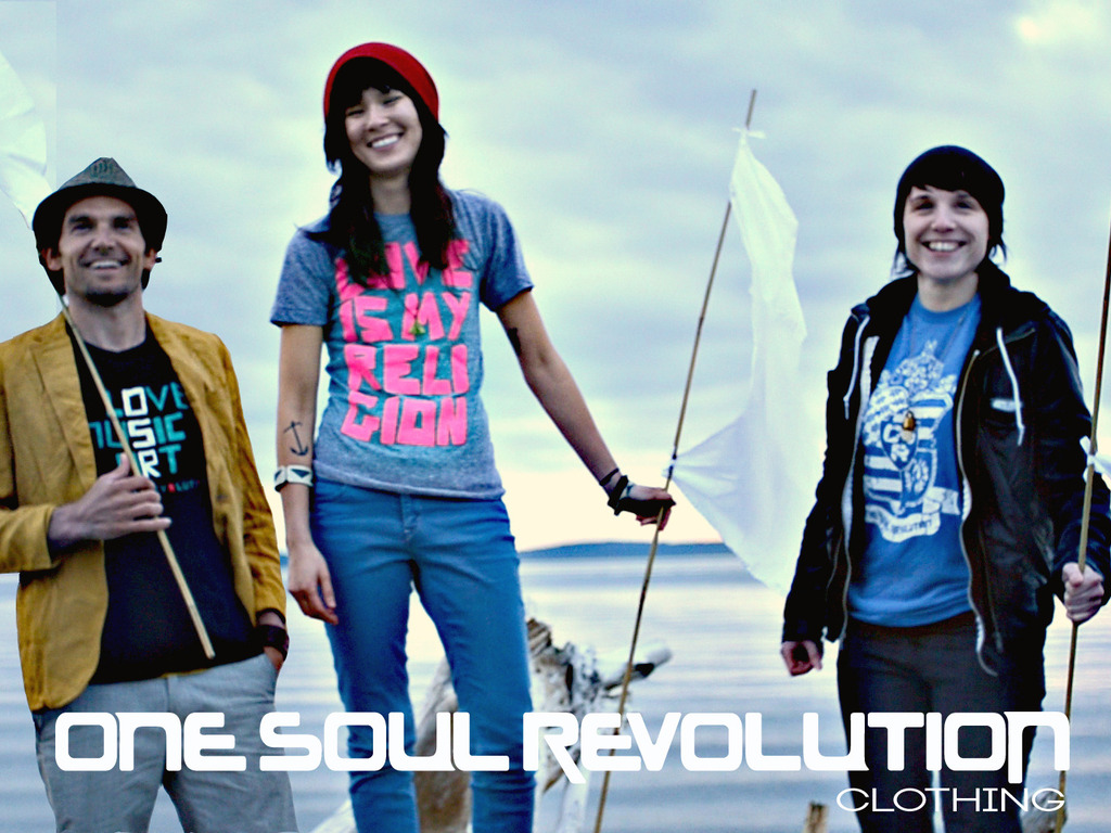 One Soul Revolution Clothing's video poster