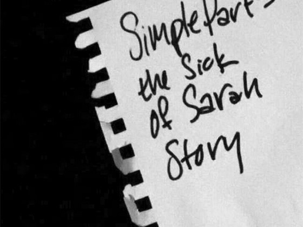 Simple Parts: The Sick of Sarah Story (Canceled)'s video poster