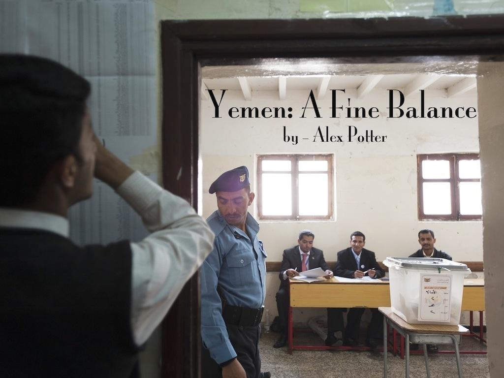 Yemen: A Fine Balance's video poster