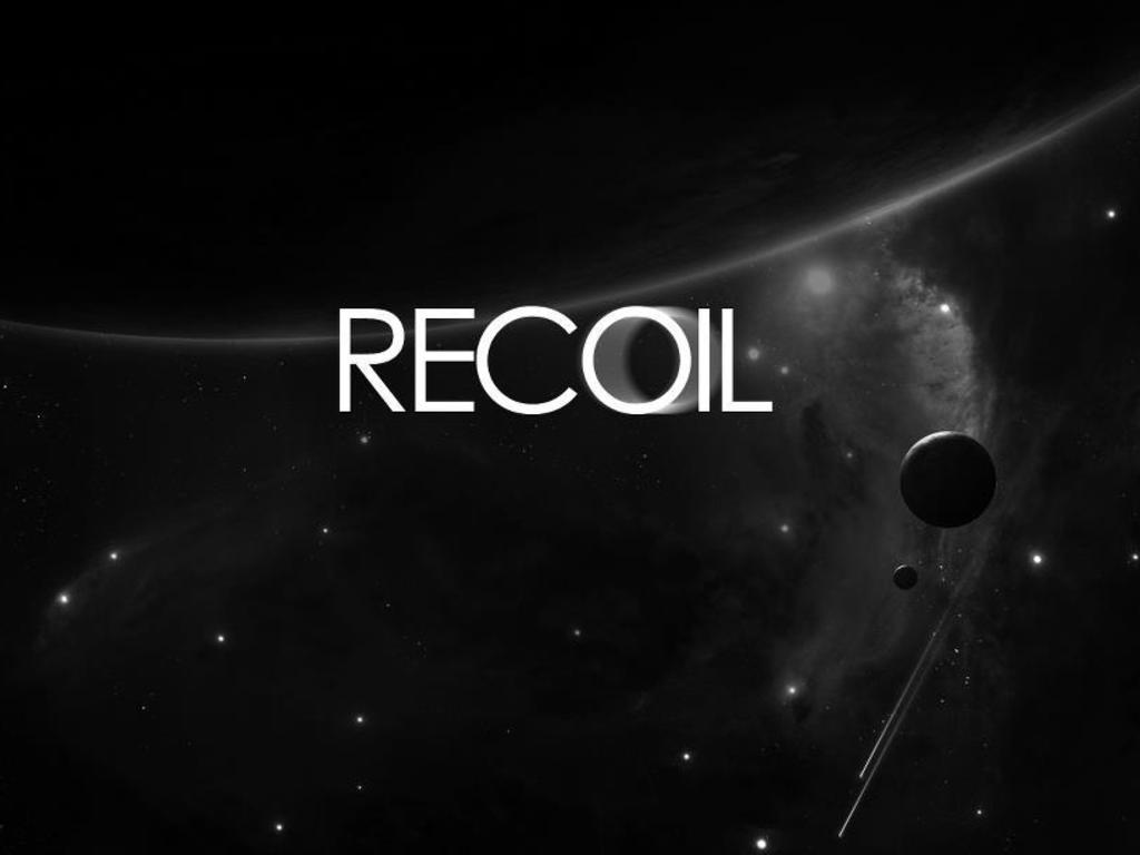 RECOIL's video poster